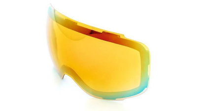 X-Goggle Yellow Mirror Lens