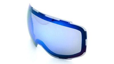 X-Goggle Blue Mirror Lens