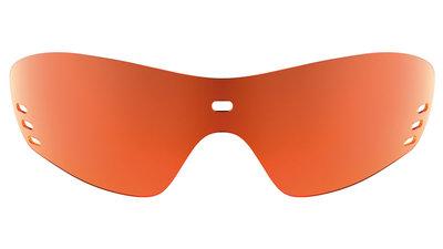 BIKE Orange mirror